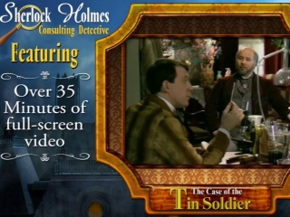 Sherlock Holmes: Consulting Detective: The Case Of The Tin Soldier Remastered