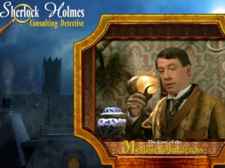 Sherlock Holmes: Consulting Detective: The Case Of The Mystified Murderess Remastered