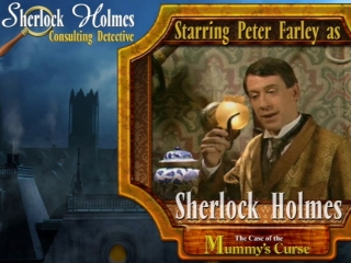 Sherlock Holmes: Consulting Detective: The Case Of The Mummy's Curse Remastered