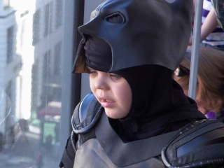 Batkid Begins: When You're Tired You Can't Stop Filming