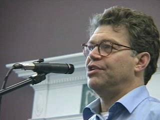 Al Franken God Spoke