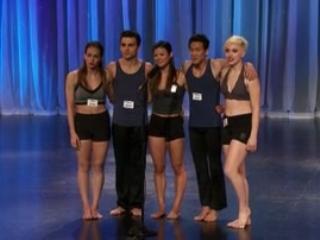 So You Think You Can Dance: Vegas Callbacks 2 Top 20