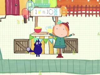 Peg & Cat: The Lemonade Problem