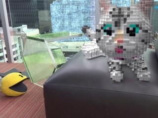 Pixels: Nala Cat