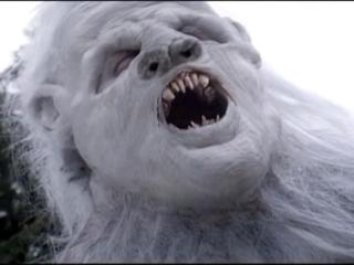 Yeti Curse Of The Snow Demon