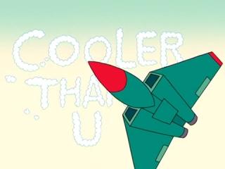 Uncle Grandpa: Super Cool Jet Plane