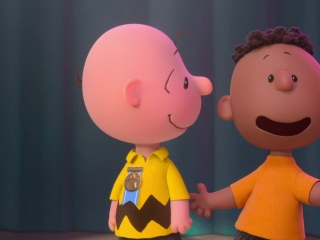 The Peanuts Movie: Franklin Day