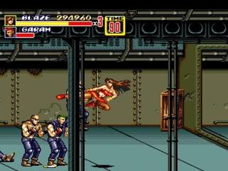 Streets Of Rage 2: 3D Classics