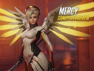 Hero Match Mercy