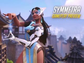 Hero Match Symmetra