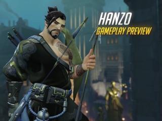 Hero Match Hanzo