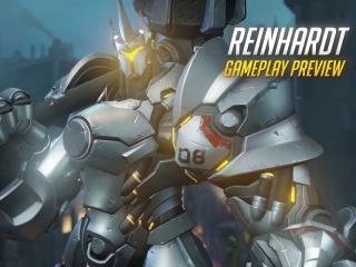 Hero Match Reinhardt
