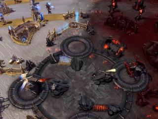 Eternal Conflict Battlefield Of Eternity Fly Over