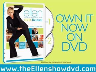 Ellen: The Ellen Degeneres Show Dvd-Licious!