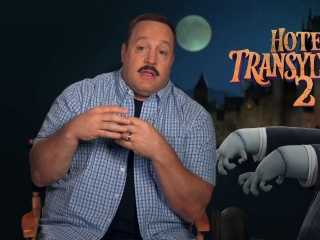Hotel Transylvania 2: Kevin James On His Character