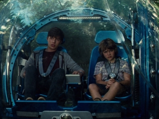 Jurassic World: The Kids Find Some Dinosaurs