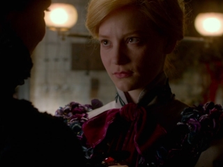 Crimson Peak: Edith Asks Lucille For The House Keys