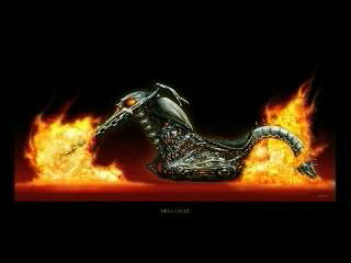 Ghost Rider Blog 9 Hellcycle
