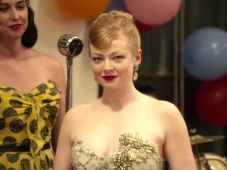 The Dressmaker: Gertrude Arrives At The Ball