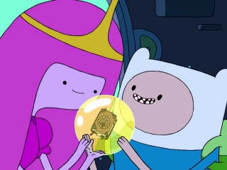 Adventure Time: The Enchiridion (DVD Trailer)