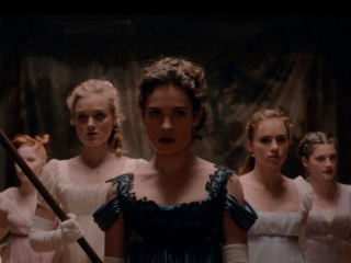 Pride And Prejudice And Zombies International Teaser Trailer
