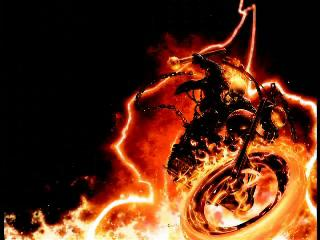 Ghost Rider Blog 10 Evolution