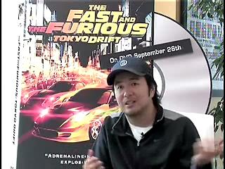 The Fast And The Furious Tokyo Drift Justin Lin