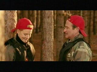 Man Of The Year Scene Dobbs And Elenor Talk In The Woods