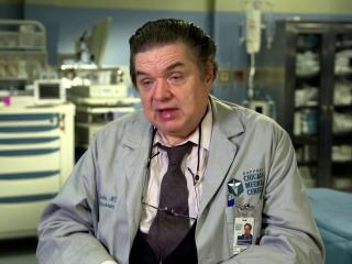 Chicago Med: Oliver Platt On His Character