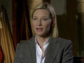 Carol: Cate Blanchett On The Story