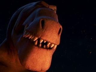 The Good Dinosaur: Butch's Scar