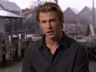 In The Heart Of The Sea: Chris Hemsworth On His Character And The Story