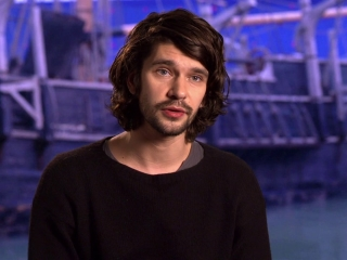 In The Heart Of The Sea: Ben Whishaw On The Plot