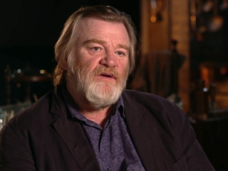 In The Heart Of The Sea: Brendan Gleeson On Ron Howard
