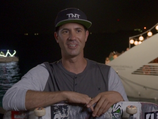 Point Break: Bob Burnquist On His Involvement With The Film