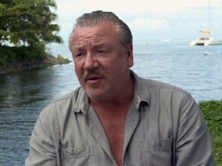Point Break: Ray Winstone On Working With The Cast