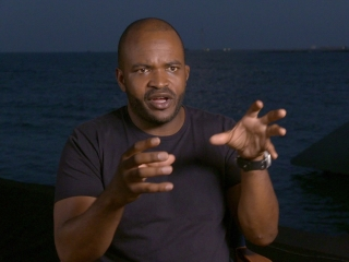 Point Break: Sal Masekela On Working With Director Ericson Core And The Cast