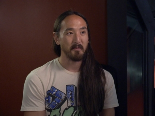Point Break: Steve Aoki On The Scene He Appears In