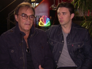 Days Of Our Lives: 50th Anniversary: Thaao Penghlis And Billy Flynn