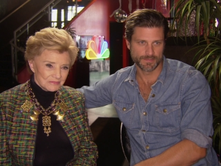 Days Of Our Lives: 50th Anniversary: Peggy Mccay And Greg Vaughan