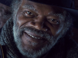 The Hateful Eight: Samuel L. Jackson (Featurette)