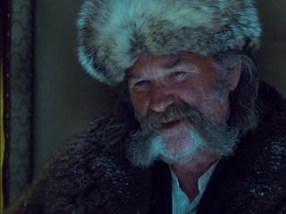 The Hateful Eight: Quentin Tarantino (Featurette)