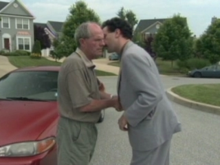 borat scene driving instructor clip 2006 video detective