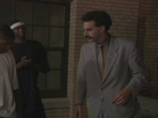 borat scene vanilla face clip 2006 video detective