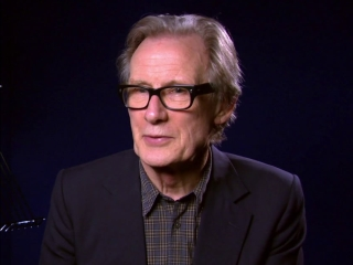 Norm Of The North: Bill Nighy On The Story