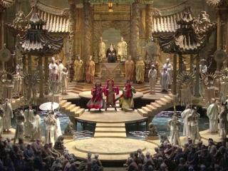The Metropolitan Opera Turandot LIVE