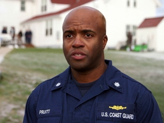 The Finest Hours: Cdr John W. Pruitt, III On The Filmmakers Approaching The Coast Guard