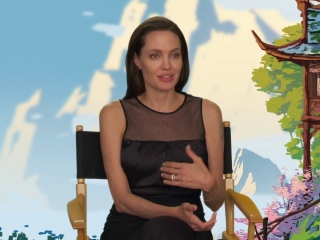 Kung Fu Panda 3: Angelina Jolie On What's In Store