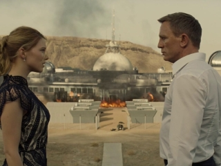 Spectre: The Explosion