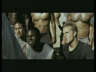 Gridiron Gang Scene You Should Be Proud